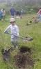 Planting with Munay Suyu